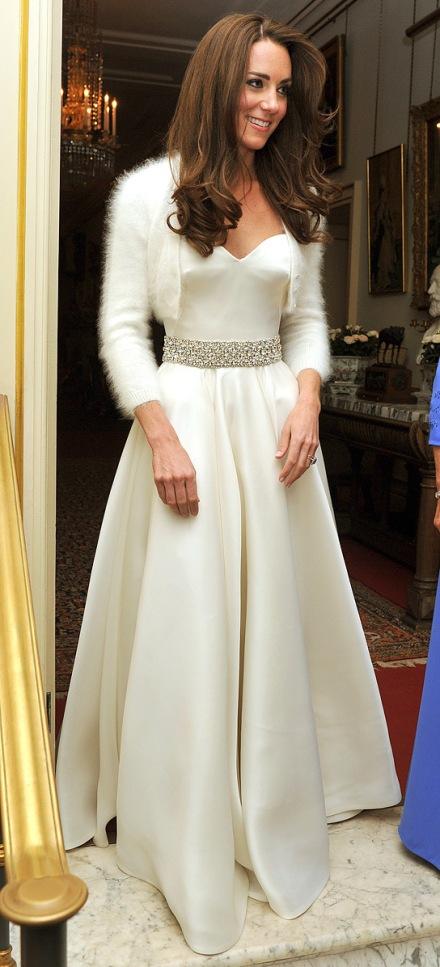 Royal Wedding - Evening Celebrations At Buckingham Palace